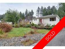 Capilano Highlands House for sale:  4 bedroom 1,900 sq.ft. (Listed 2013-01-17)
