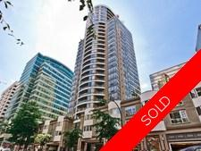 Coal Harbour Condo for sale:  2 bedroom 817 sq.ft. (Listed 2018-06-02)